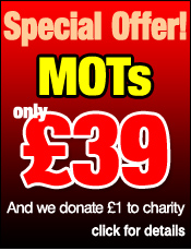 Car Care Centre - MOT offer